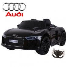 Limited Edition Jet Black Licensed 12v Audi R8 Coupe