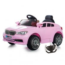 X7 Beemer Jeep Style 12v Pink Ride On Jeep with Doors