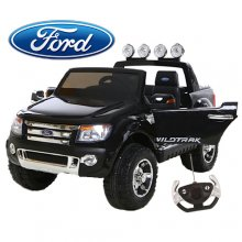 Special Edition Black Official Ford Ranger 12v Ride On Jeep