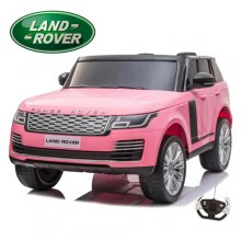 Pink 24v 2 Seat Official Range Rover Vogue Kids SUV with Remote