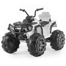 Kids Off-Road Wheel 12v Sit-on Electric Quad Bike + Suspension