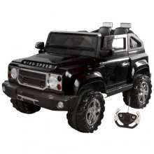 Kids Land Rover Off Roader Style 12v Rugged Jeep