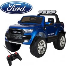 Licensed 2018+ 24v 2-Seat Large 4WD Ford Ranger Jeep + Remote