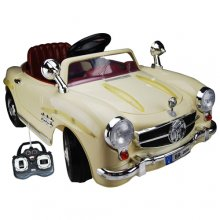 Classic Mercedes Roadster Style 6v Ride On Car