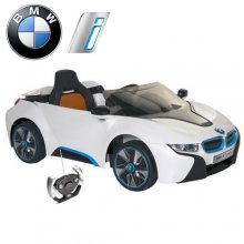 Kids 6v Official BMW i8 Series Ride on Car with Remote
