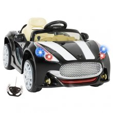 Kids 12v Maserati Sports Car Style Ride On with Doors