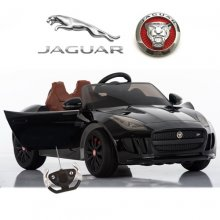 Official Kids 12v Jaguar F Type Electric Ride On Car