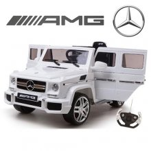 Licensed Mercedes G63 Opening Doors 12v Kids Electric Jeep