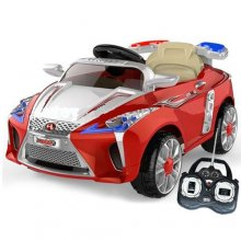 Lexus Style 12v Kids Sports Ride On Electric Car