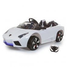12v Lamborghini Aventador Style 2 Seat Sit In Sports Car