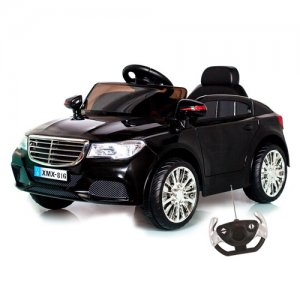 Mercedes C Class Saloon Style Kids 12v Ride On Car