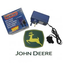 Replacement 12v Charger John Deere Peg Perego Ride-on Toy