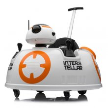 BB-8 Star Wars Style Kids 360 Spin 6v Ride On Car