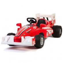 Kids 6v Realistic Formula One Electric Ride On Car