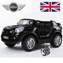 Limited Edition Black 12v Mini Beachcomber Ride On Car