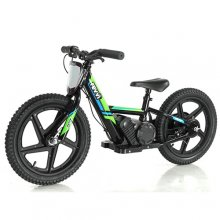 24v Kids Green Off Road Lithium Revvi Grande Ride On Bike