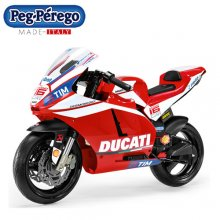 Peg Perego Ducati GP Super Bike 12V Kids Ride On