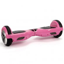 Girls Pink Balance Hover Board with Bluetooth Speaker