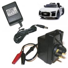 Replacement 6v / 12v Electric Ride-on Toy Car Battery Charger