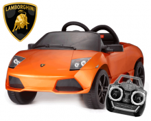 6v Kids Official Lamborghini Murcielago Spyder with Remote