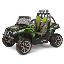 24V Italian Made 2021 Polaris Ranger RZR Green 2 Seat Jeep