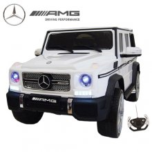 12v Elite Licensed Mercedes G65 V12 SUV with Custom Bodywork
