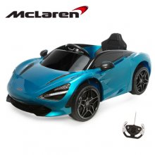 12V Official McLaren 720S Blue Ride on Supercar with Remote