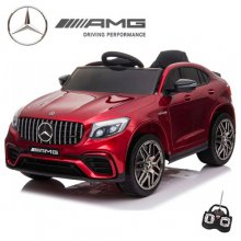 Official 2019 Mercedes GLC63S Red 12v SUV Crossover Jeep