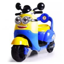 Kids 6v Ride On Minions Despicable Me Motorbike