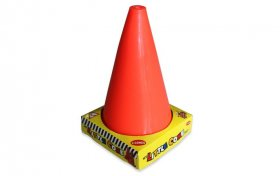 Kids Ride on Car Little Learner Driving Cones Set
