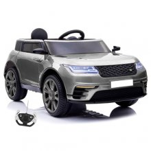HSE Velar Style Kids 12v Silver Ride On Jeep