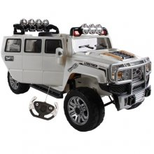 Hummer H3 Style 12v Ride On Electric Jeep with Remote