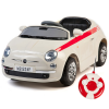 Fiat 500 Style 6v Kids Car with Parental Remote