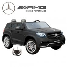 Limited Edition 24v 4WD 2 Seater Matte Black Mercedes GLS Jeep