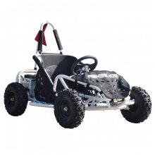 48v 1000w Ice White off Road Frame Racing Buggy