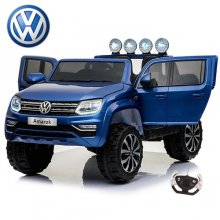 24v 4WD Licensed Kids VW Amarok Pick-Up Ride On Jeep