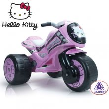 Hello Kitty 6v Injusa Kids Fun Electric Ride On