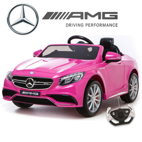 Buy kids electric cars childs battery powered ride on toys for Ride on mercedes benz toy car
