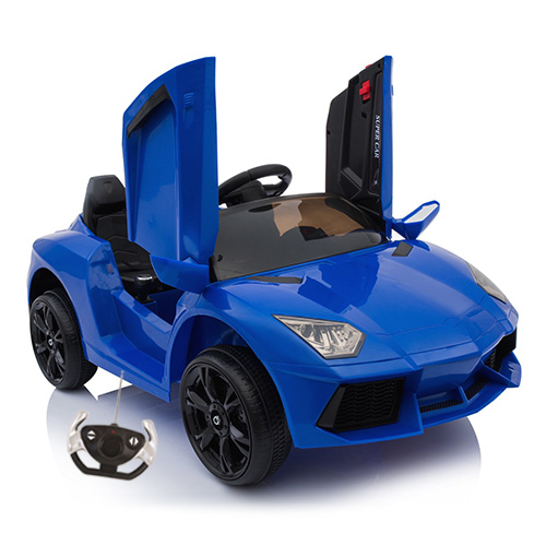 12v Licensed BMW X6 Ride-on Twin Motor Jeep