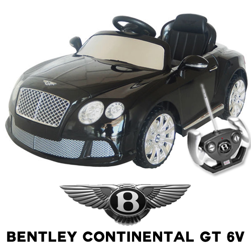 Bentley Continental Gt White Supersport Car For Sale: Buy Luxury Ride-On Cars For Kids