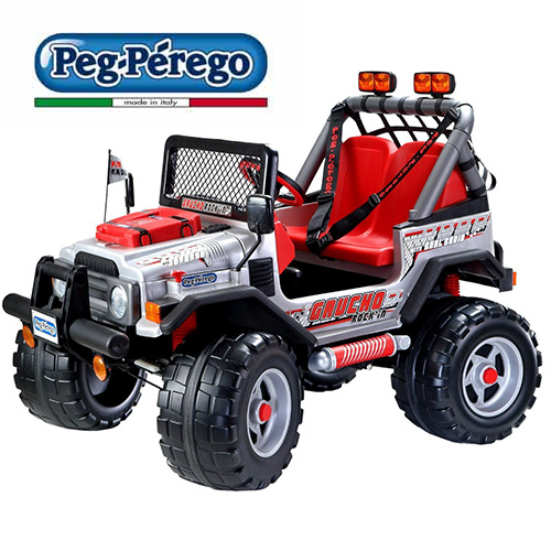 Peg Perego Gaucho Jeep Battery : Buy kids electric cars childs battery powered ride on toys