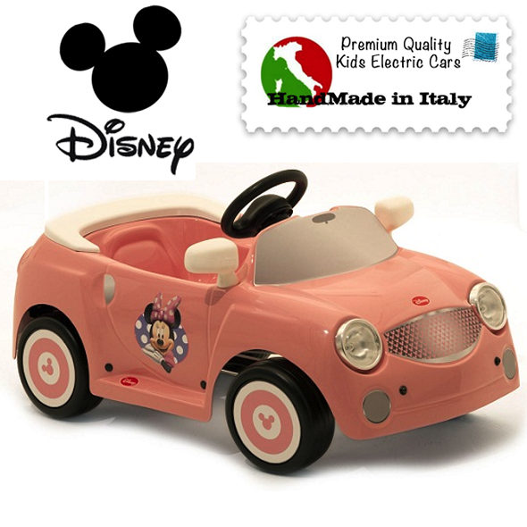 Minnie Mouse Battery Powered Car Uk
