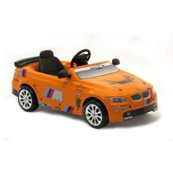 BMW M3 GT Ride-On 6v Electric Childrens Car