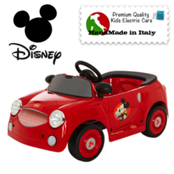 Mickey Mouse 6v Electric Ride-On Disney Car