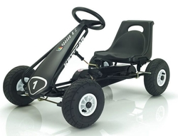 Suzuka Air Premium Racing Kettler Black Go Kart
